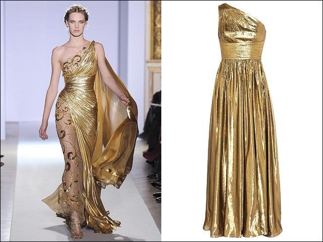 low priced 58b86 320d5 L'oro è l'ultima moda in fatto di abiti - Radio Monte Carlo