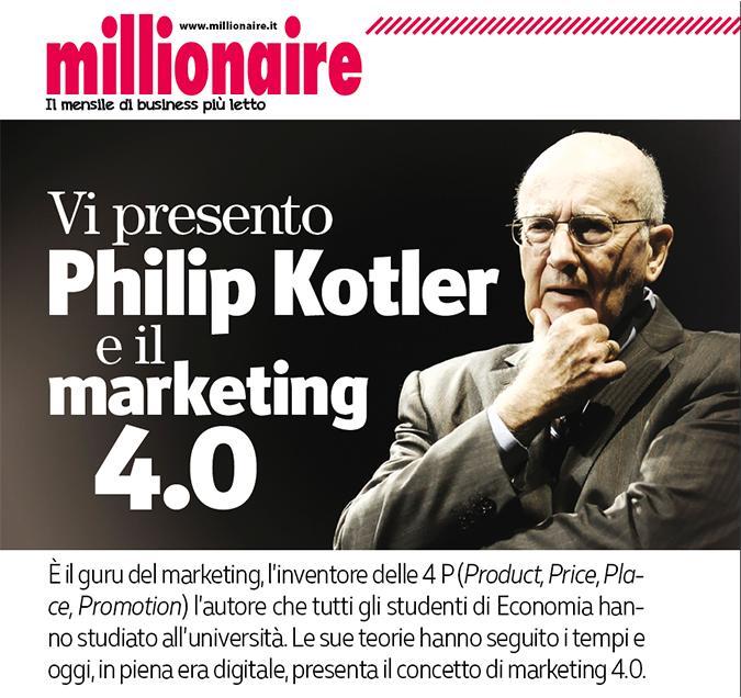 Philip Kotler, il guru del marketing - Radio Monte Carlo