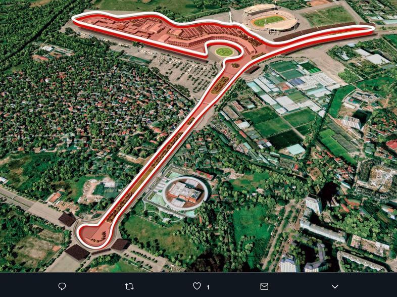 Gp F1 Calendario 2020.Formula 1 Nel 2020 Arriva Il Gp Del Vietnam Radio Monte Carlo