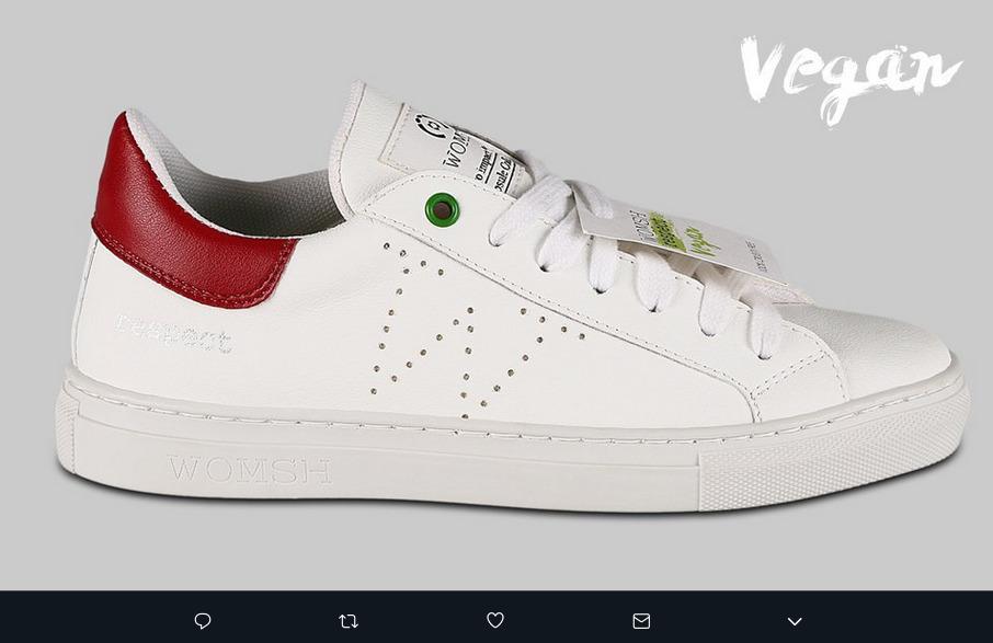 buy online fd8b5 42072 Ecco le scarpe vegane! Sono al 100% Made in Italy - Radio ...