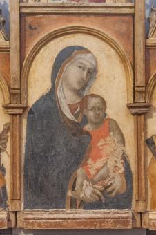 Gubbio Al Tempo Di Giotto Tesori D Arte Nella Terra Di Oderisi Foto 1 Di 15 Radio Monte Carlo