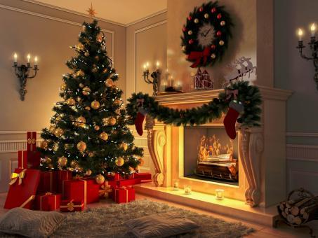 Alberi Di Natale Decorati Foto.Alberi Di Natale Le Decorazioni Piu Suggestive Foto 1 Di 3 Radio Monte Carlo