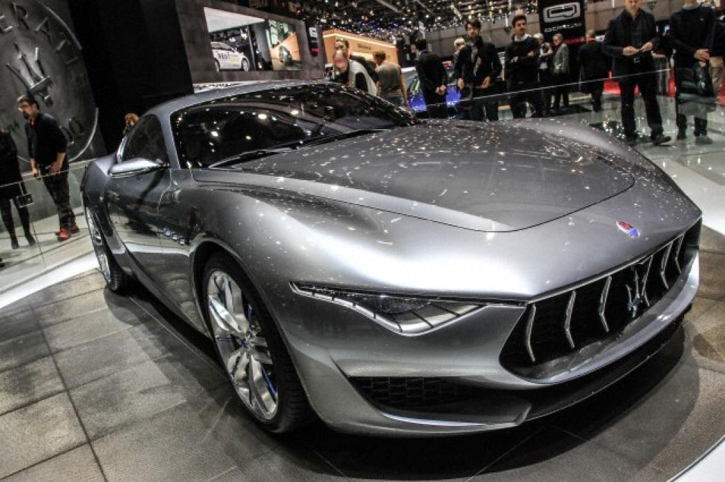 Auto e lusso ecco le 5 maserati pi belle di sempre for 1 piani di lusso di una storia