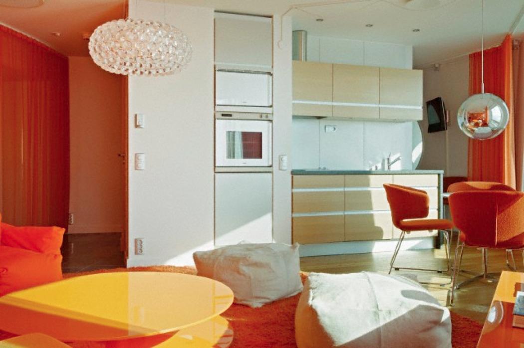 Pareti Colore Arancione : Blu arancio giallo: scopri gli incredibili poteri dei colori sulle