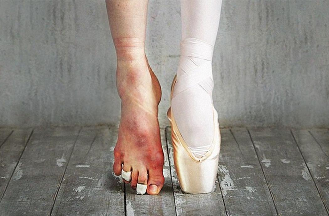 La fatica delle ballerine in 15 meravigliose foto foto 1 for Immagini di ballerine di danza moderna