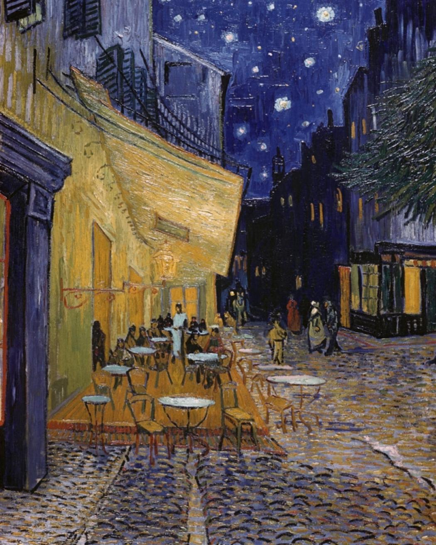 La Quot Notte Stellata Quot Di Van Gogh Foto 1 Di 18 Radio