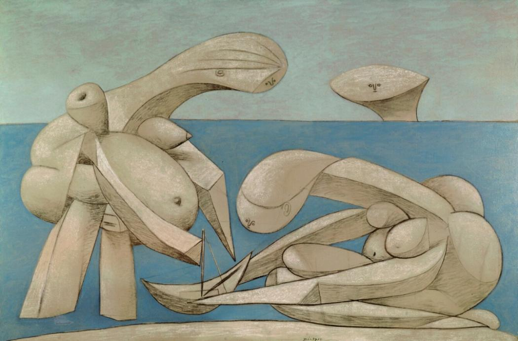 relationship with picasso and carlos casamegas