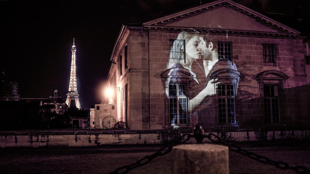 Una notte a Parigi sesso video