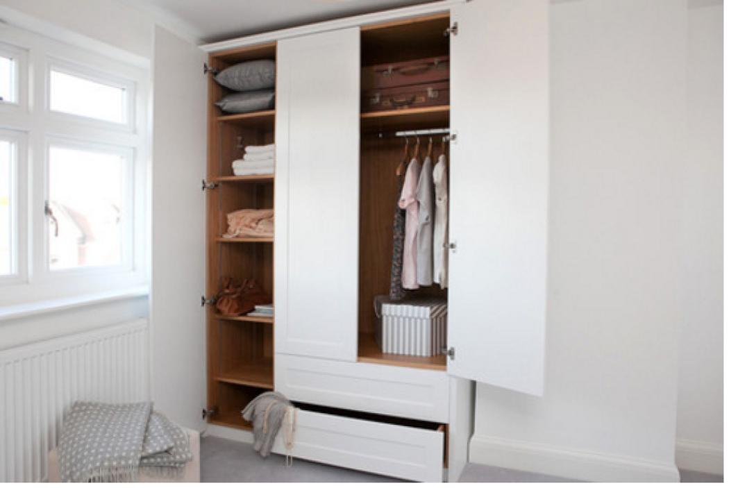 L\'armadio perfetto esiste: ti spieghiamo come ottenerne uno a casa ...