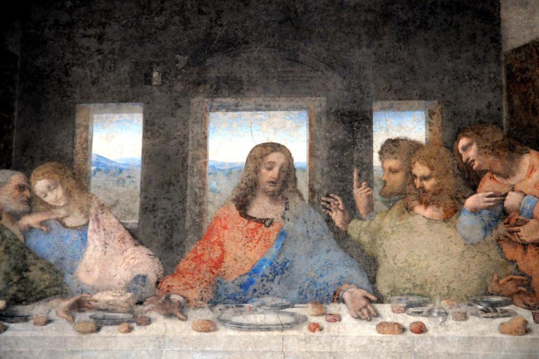 Il cenacolo di leonardo per il restauro eataly dona un for Il cenacolo bagno di romagna