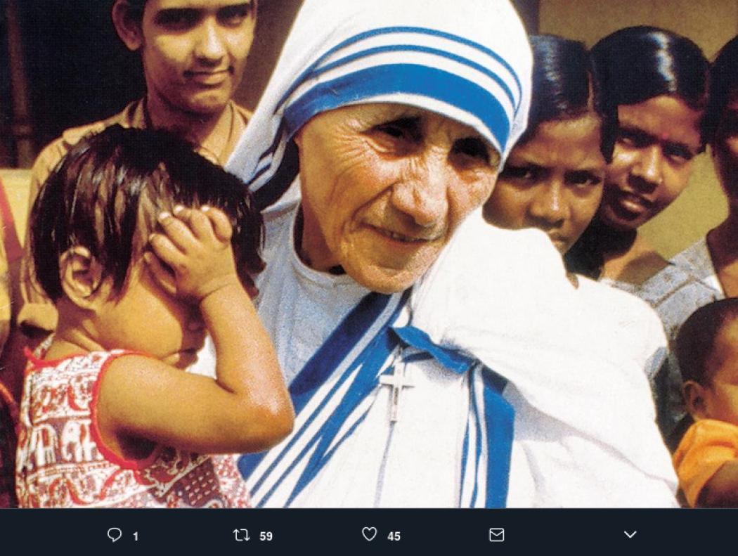Il 26 Agosto 1910 Nasceva Madre Teresa Di Calcutta Le 7 Frasi