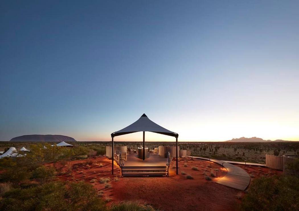 Una vacanza da sogno? Provate a soggiornare in una tenda di lusso ...