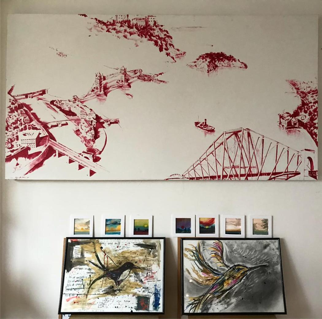 Dormire in una galleria d\'arte? A Londra arrivano gli Art Apartments ...