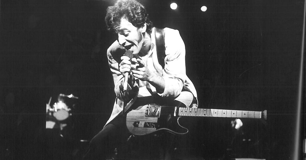"""Bruce Springsteen: """"The Ties That Bind – The River Collection"""""""