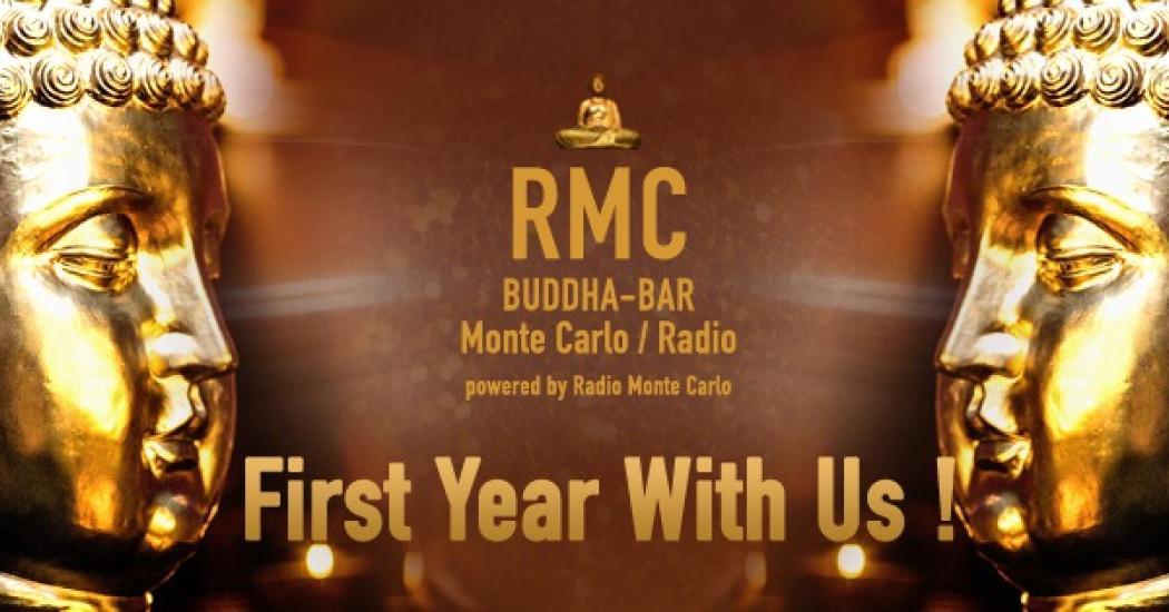 Un anno di RMC Buddha-Bar Monte Carlo / Radio