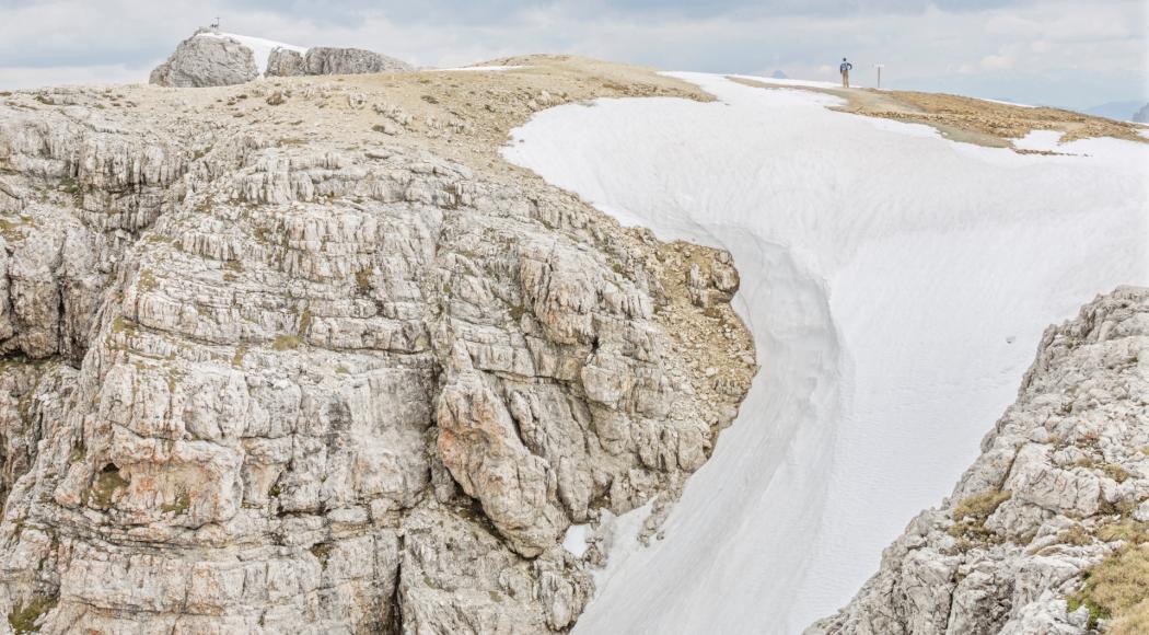 L'emozione della vertigine. Capri – Cortina