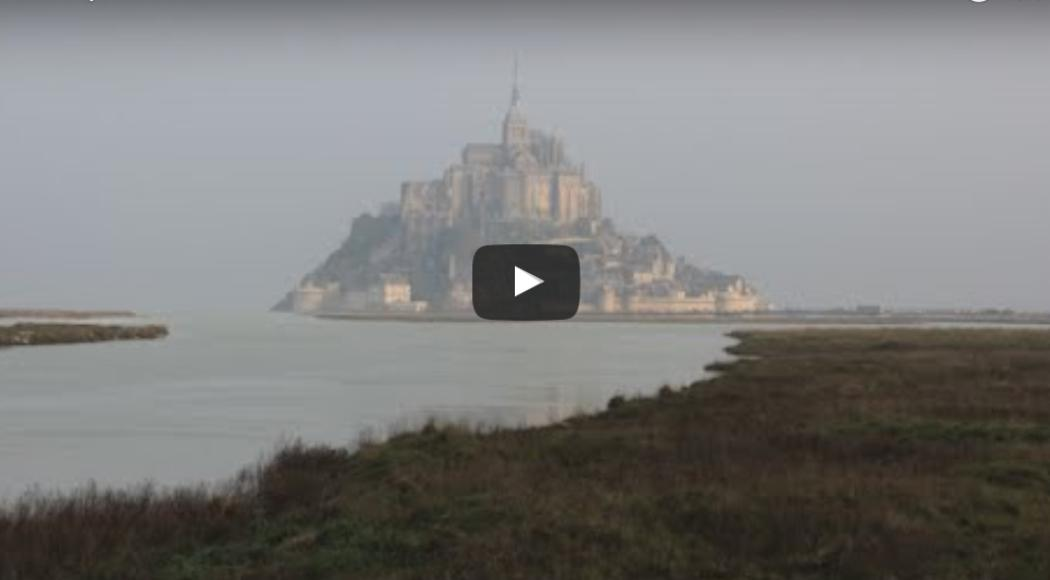 La marea di Mont Saint Michel
