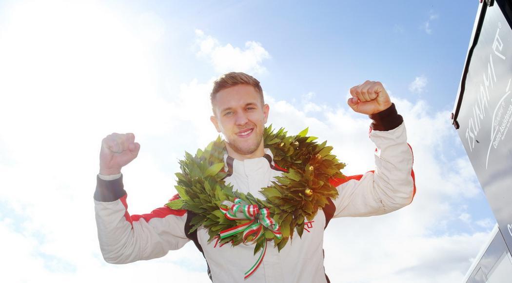Come Ledogar è il nuovo campione della Carrera Cup Italia