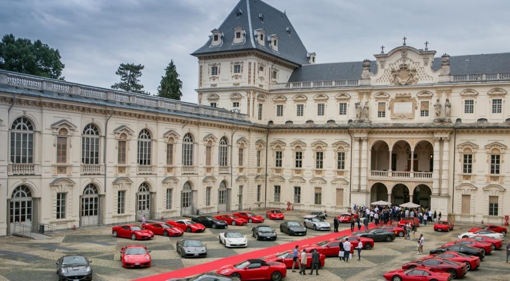 Salone dell'Auto di Torino: Gran Premio Parco Valentino