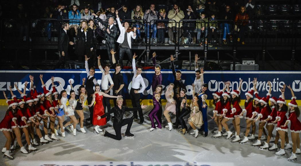 Golden Skate Awards: Gran Galà del Ghiaccio
