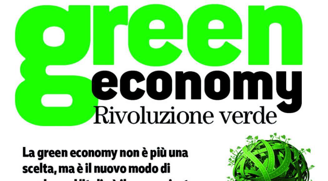 Green economy, la nuova rivoluzione