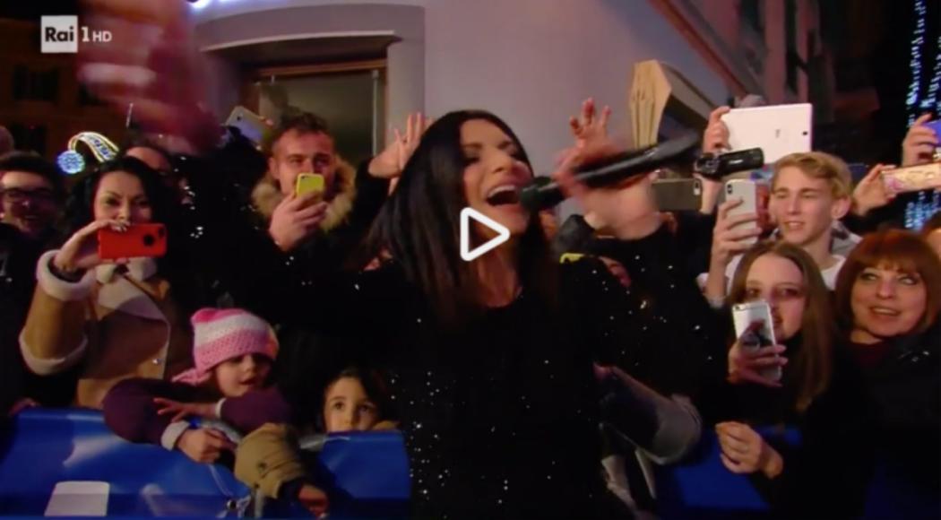 Laura Pausini conquista Sanremo!