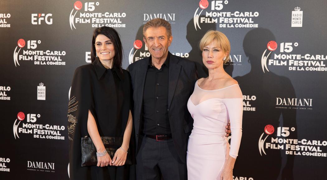 Monte Carlo Film Festival de la Comedie: il Gala