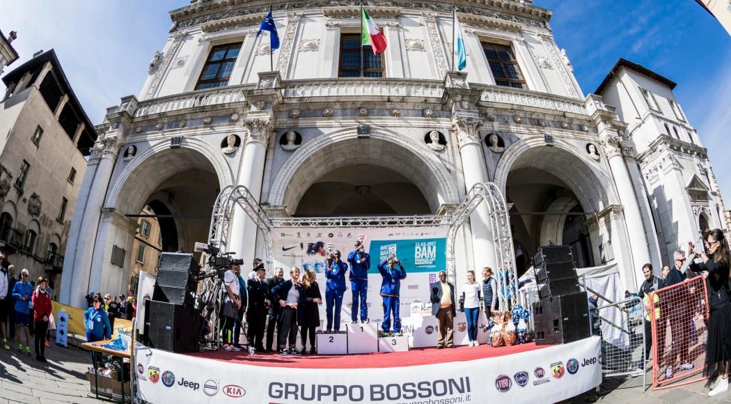 Brescia Art Marathon. RMC è radio ufficiale