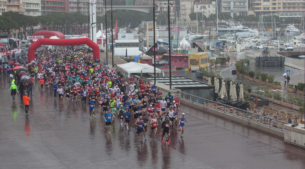 Monaco Run 2018: trionfo sotto la pioggia