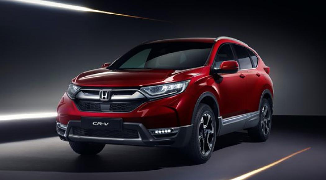 SUV: Boom di vendite anche in Italia. L'Honda CR-V è il più venduto al mondo