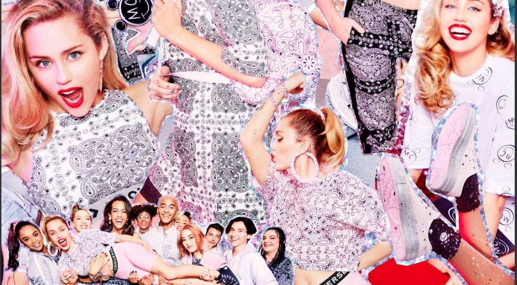Miley Cyrus firma la sua nuova collezione casual: scopri cosa ha creato!