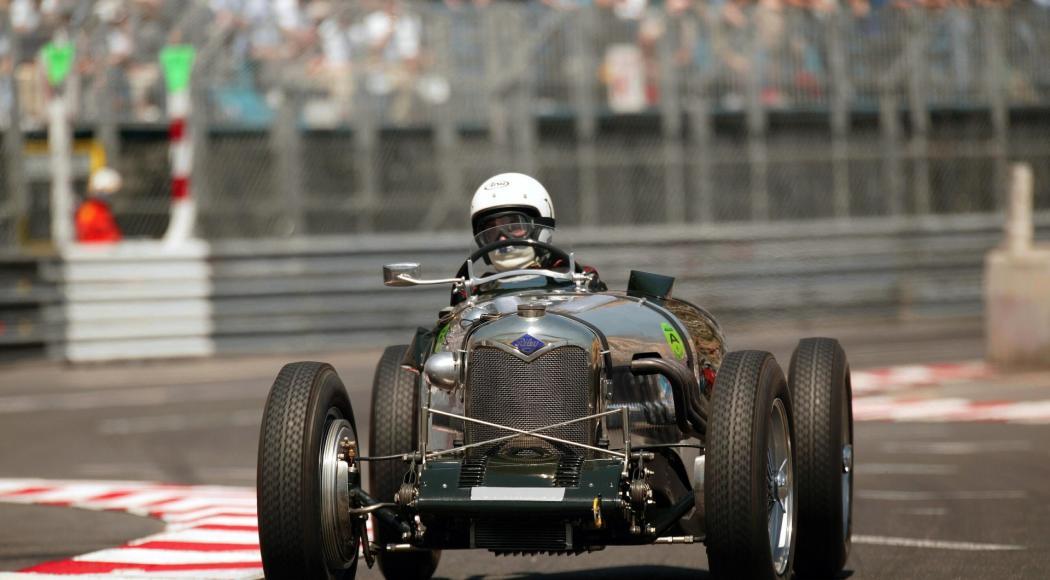 Il Gran Premio storico accende Monte Carlo