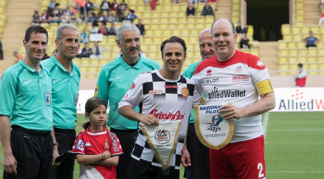 Star Team Monaco vs Piloti F1, torna la sfida dei campioni