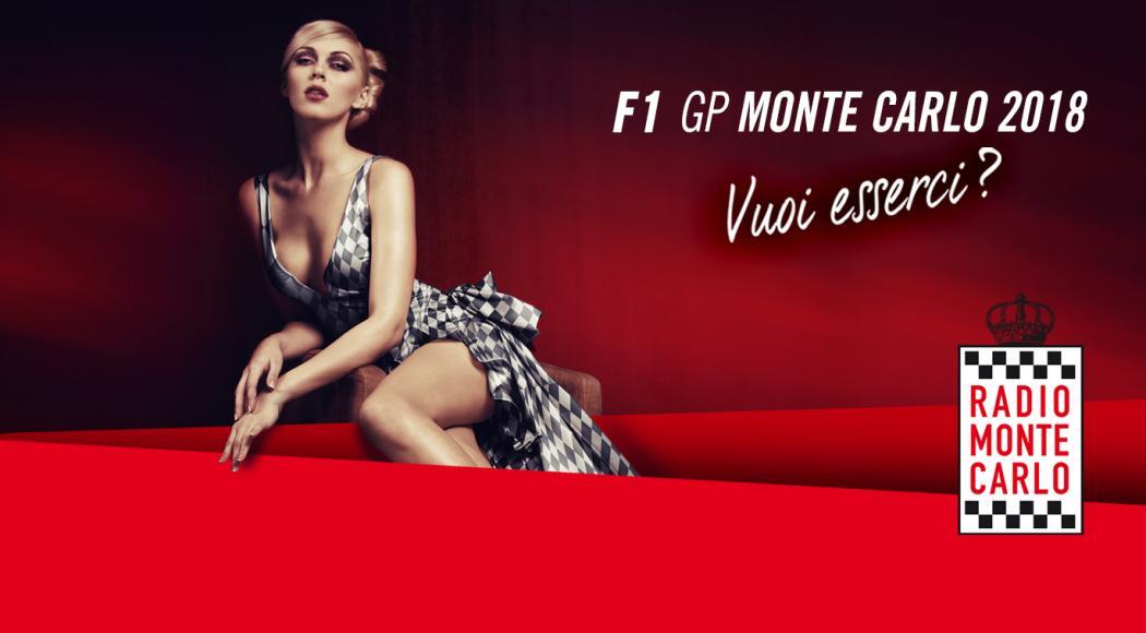 Al Gran Prix di Monaco… con RMC!