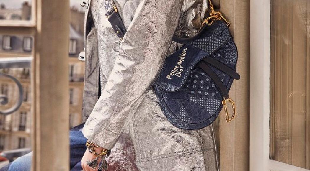 La Saddle bag di Dior si rinnova, la storia di una borsa cult