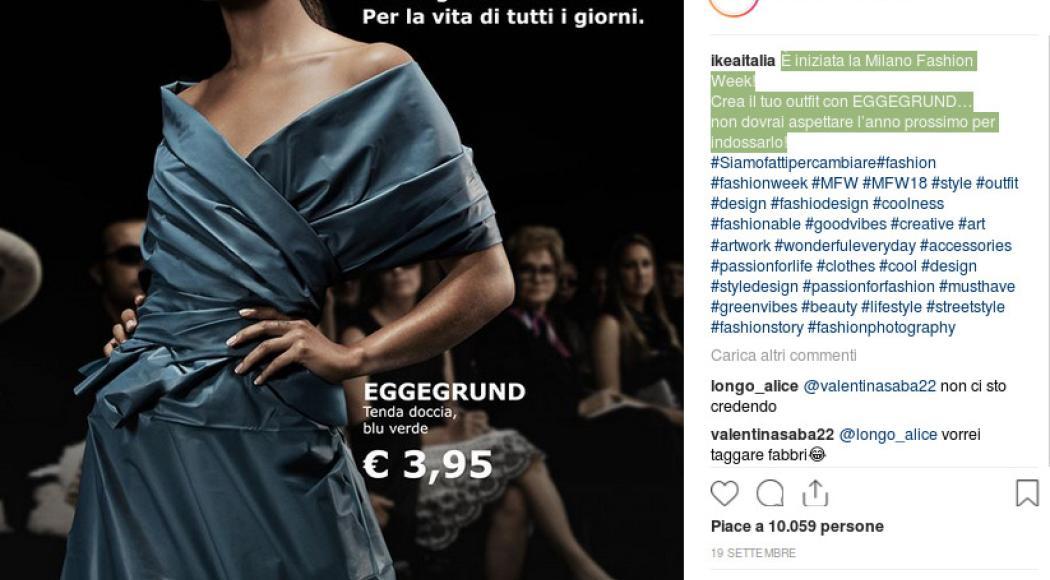 Milano Fashion Week: ecco l'abito che ha avuto più successo sui social!