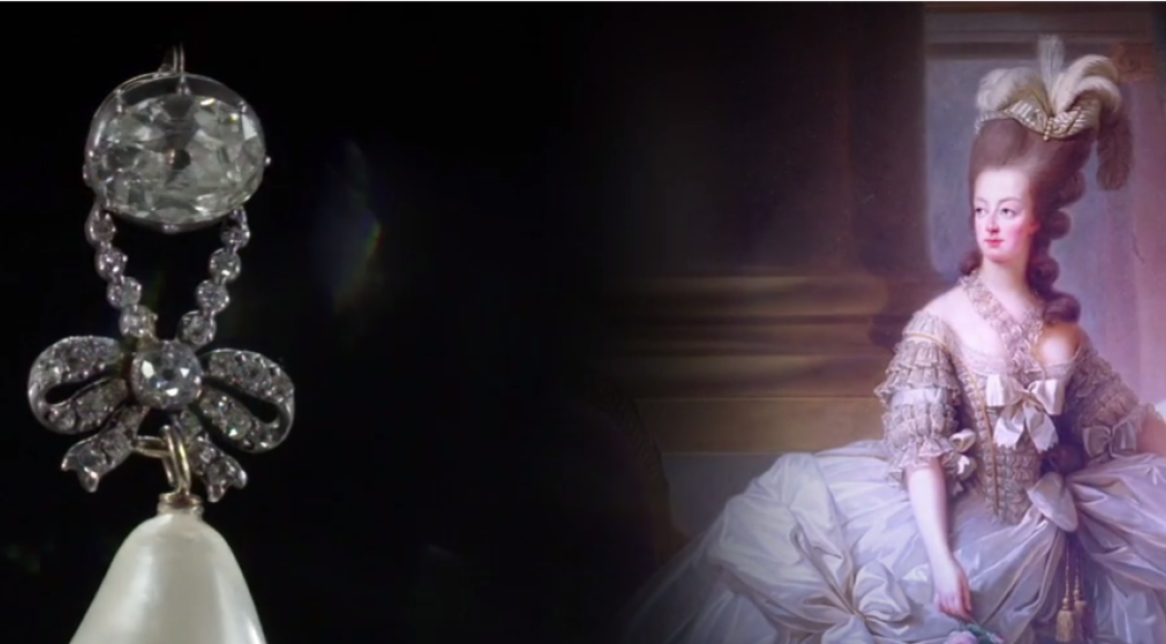 Gli splendidi gioielli di Maria Antonietta vanno all'asta