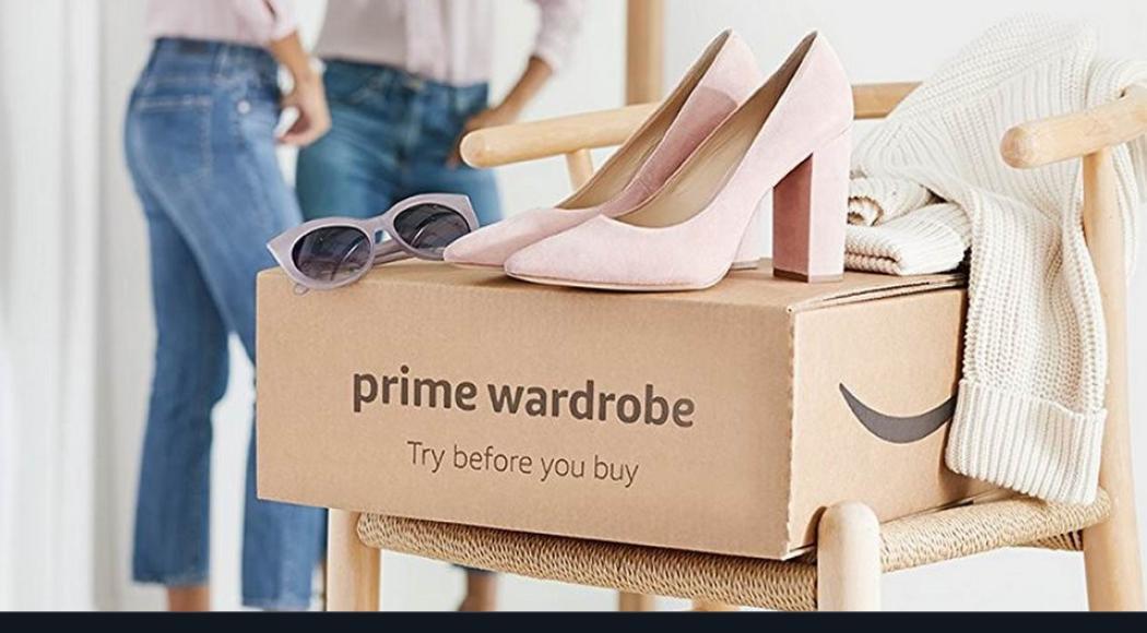 Arriva Amazon Wardrobe: prima provi i vestiti, poi li compri