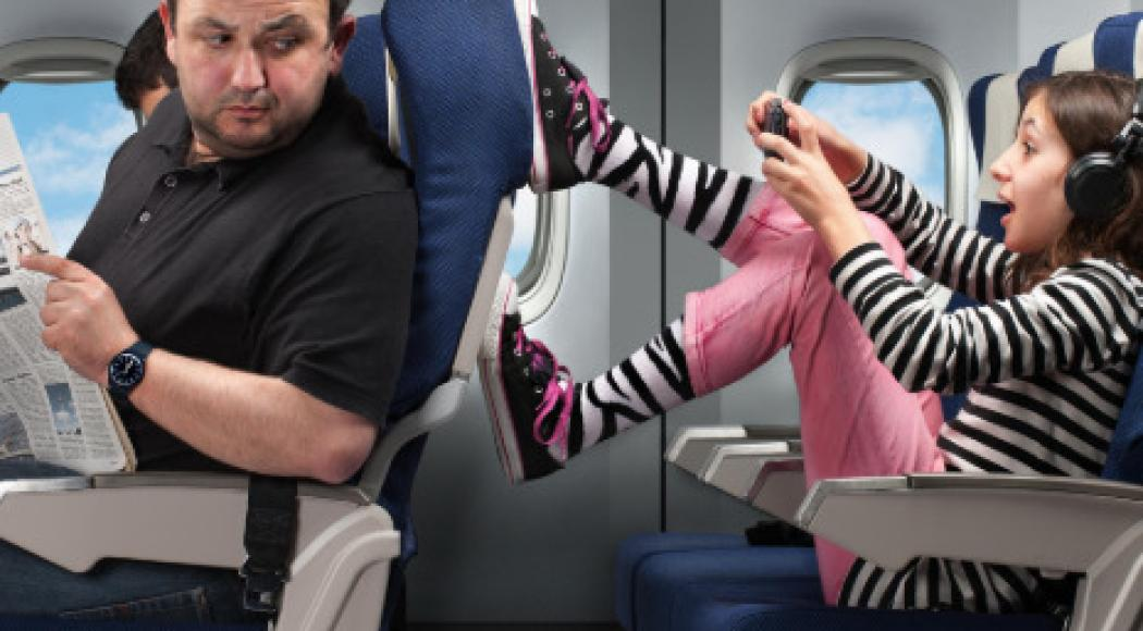 Le 17 peggiori seccature quando si viaggia in aereo