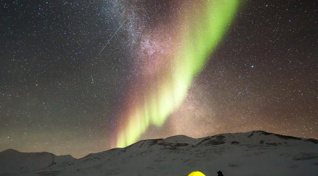 In Islanda puoi vivere un'esperienza indimenticabile dormendo in capsule a 5 stelle per vedere l'aurora boreale