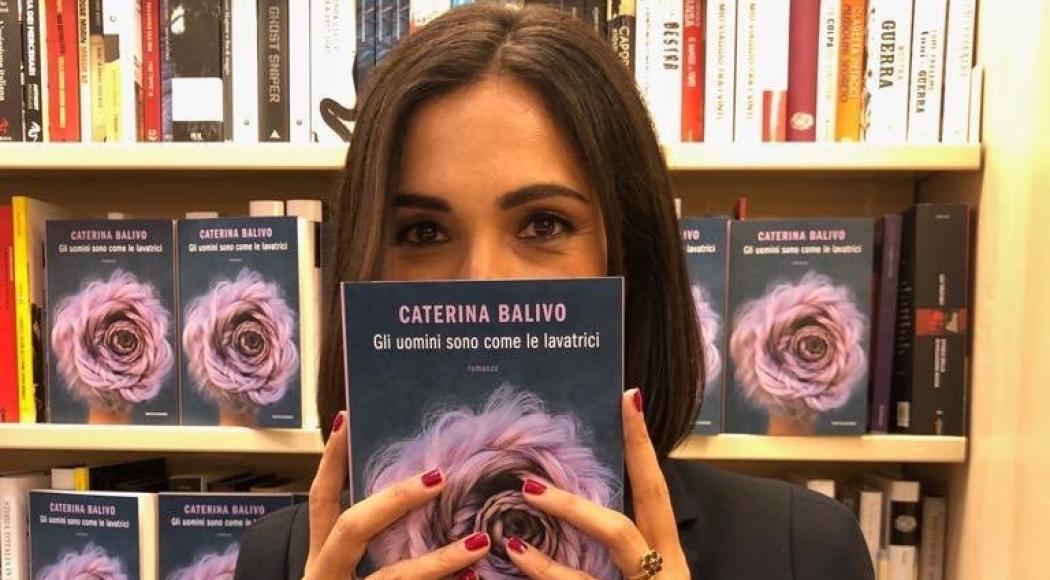 Caterina Balivo ospite di Radio Monte Carlo