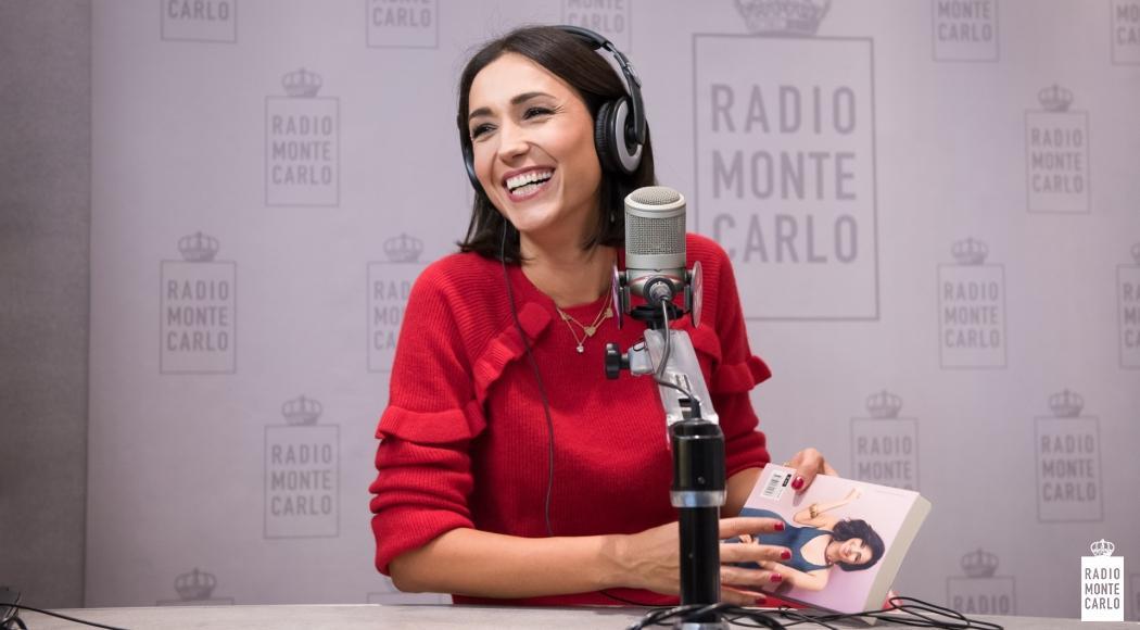 Caterina Balivo ospite di Radio Monte Carlo: le foto più belle