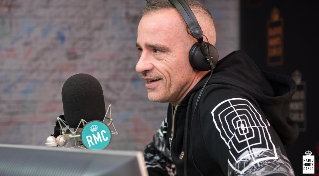 Eros Ramazzotti ospite di Radio Monte Carlo: le foto esclusive