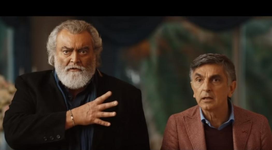 Diego Abatantuono e Vincenzo Salemme ospiti di Radio Monte Carlo