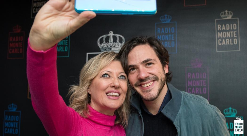 Jack Savoretti ospite di Radio Monte Carlo: le foto più belle