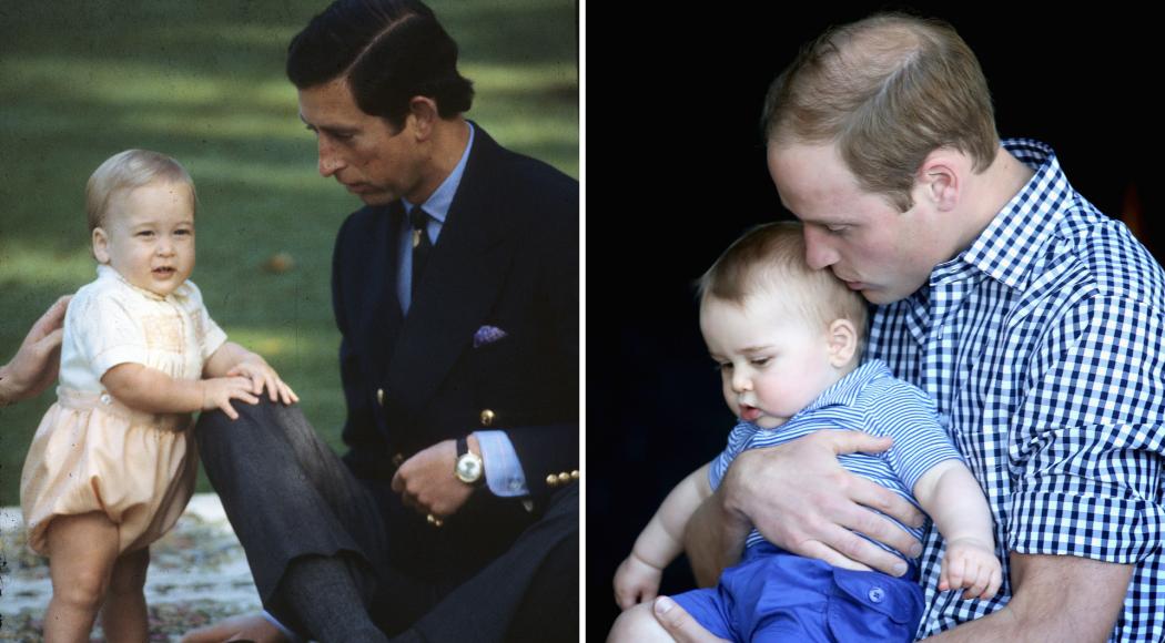 """Papà famosi: quando è davvero il caso di dire """"tale padre, tale figlio"""""""