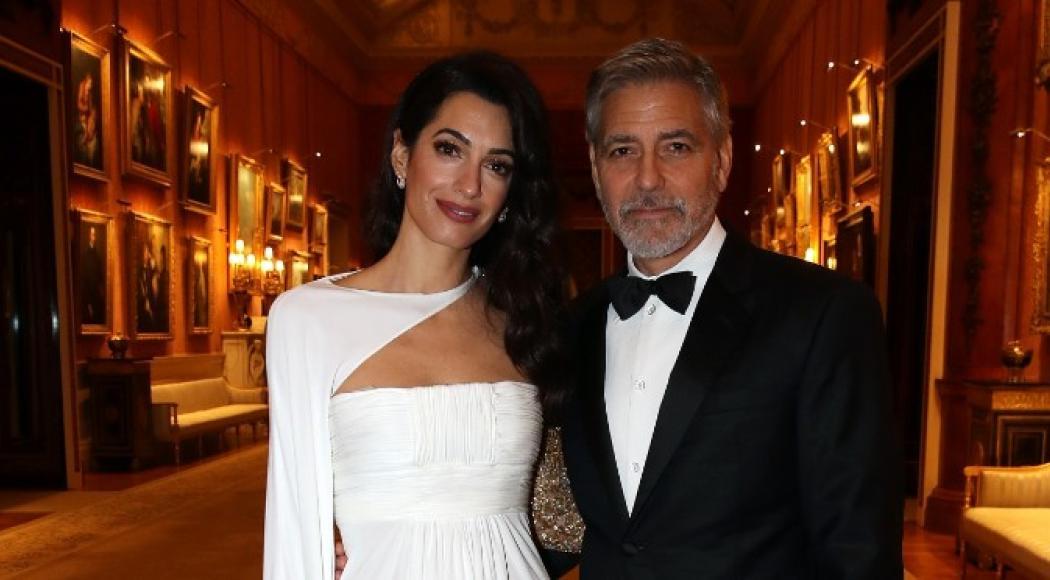 Amal Clooney: il Principe Carlo lancia un premio con il suo nome