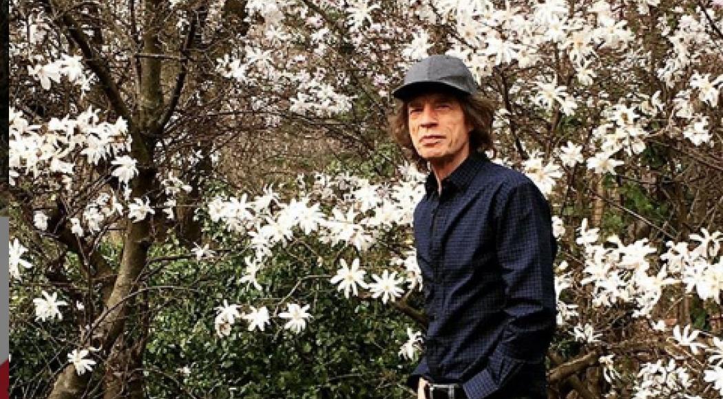 Mick Jagger: la foto dopo l'operazione al cuore