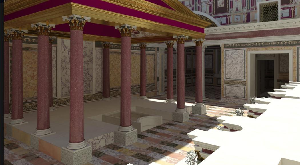 Scoperta la sfarzosa prima villa di Nerone: il video