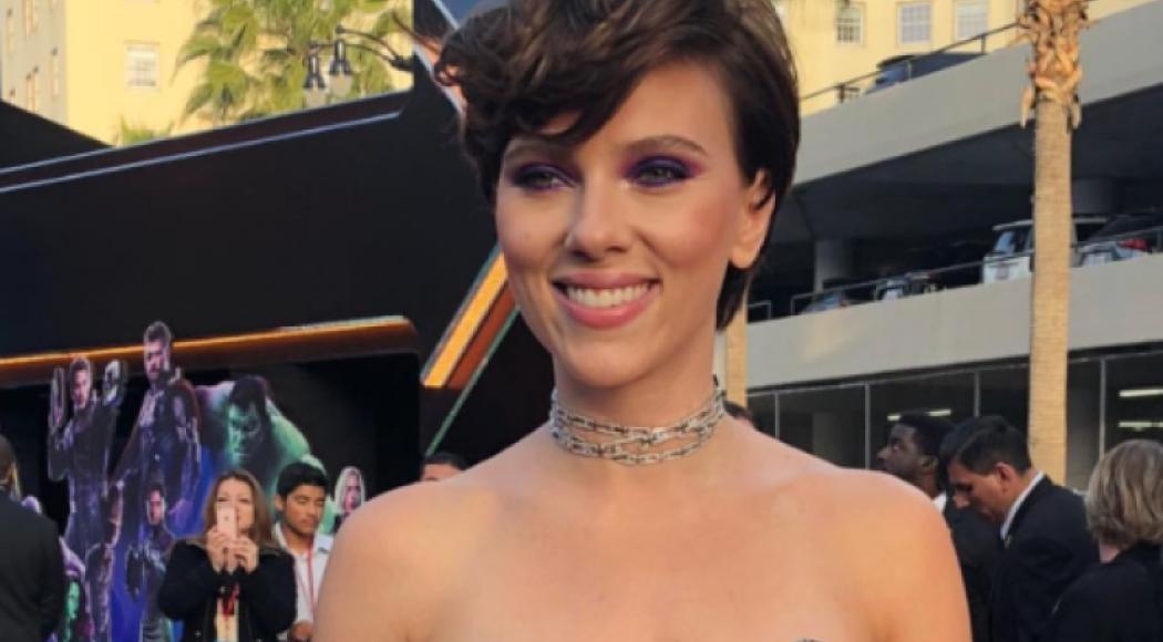 Scarlett Johansson, quando la bellezza va oltre l'altezza